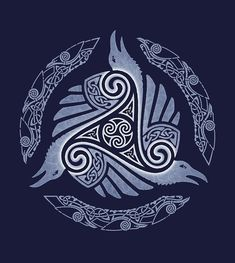 The Circle – The Circle is a group of Druids of all races that preach the equi … – Norse Mythology-Vikings-Tattoo Art Viking, Rune Viking, Viking Symbols, Norse Tattoo, Celtic Tattoos, Viking Tattoos, Celtic Patterns, Celtic Designs, Celtic Art