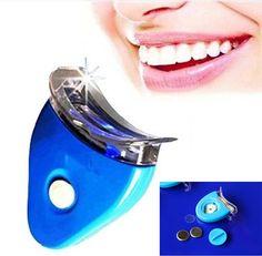 Kit casa dentes branqueamento Gel de peróxido de branqueamento Oral profissional alishoppbrasil