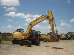 Hertz Equipment Rental - John Deere 200CLC