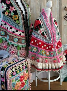 I want to do one day!!! LOVE IT!!! No Pattern - INSPIRATION!!!!