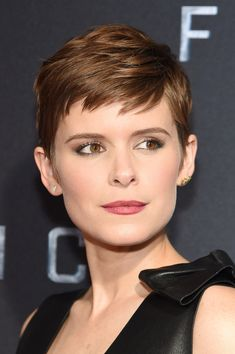 Kate Mara attends the 'Fantastic Four' New York Premiere at Williamsburg Cinemas on August 4, 2015 in New York City.