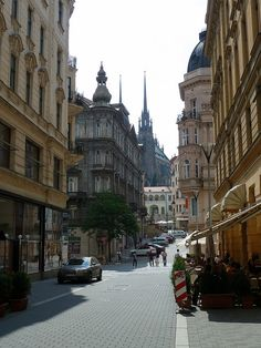 Brno, Czech Republic was one of the first places that made me fall in love with this country...until we went to prague :)