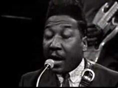 "Muddy Waters ""Got My Mojo Workin'"" ~ LIVE with James Cotton on harp. ~"