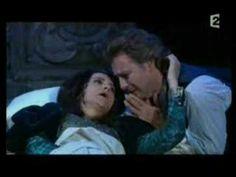 """Sono andati? Fingevo di dormire..."" La Boheme Act IV - Giacomo Puccini. Angela Gheorghiu and Roberto Alagna. New York Metropolitan Opera 2009. Very genuine. (They are married IRL)."