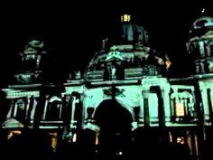 Berliner Dom 3D Lightshow
