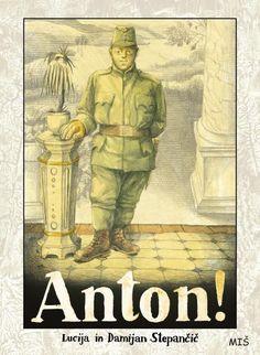 To je resnična zgodba dedka ilustratorja Damijana Stepančiča. Anton Pavliha o spominih na prvo svetovno vojno svojemu vnuku nikoli ni pripovedoval, za njegove pripetljaje in zgodbe je ilustrator slišal na družinskih srečanjih. Ena od njih pa mu zato, ker se sliši tako neverjetna, skoraj čudežna, ni dala miru. Odločil se je, da jo bo narisal, žena Lucija pa je napisala besedilo.