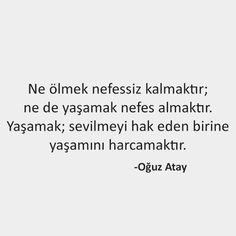 Poetry Quotes, Book Quotes, Turkish Sayings, Health Words, Good Sentences, Writers And Poets, Romantic Love Quotes, Cool Words, Slogan