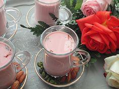Kashmiri Chai, le thé rose