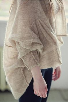 Knitting pattern for Sunday sweater - printed book | RUKE - quality sweaters manufactory