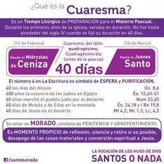 Cuaresma: