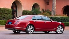 Robb Report's 2016 Car of the Year featured the Bentley Mulsanne Speed. #Bentley #Mulsanne #COTY