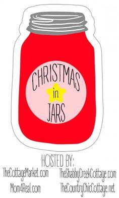 Mason Jar Gift Ideas for Christmas – Share Your Ideas Too!