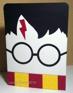 Harry potter case more harry potter birthday cards, harry potter ca Carte Harry Potter, Cadeau Harry Potter, Harry Potter Canvas, Harry Potter Painting, Harry Potter Art, Disney Canvas Art, Kids Canvas Art, Small Canvas Art, Cute Easy Paintings