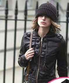 Mike & Chris Maxwell Leather Hoodie  http://www.ortutraders.com/