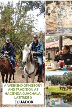 A weekend of history and tradition at Hacienda Guachala, latitude Ecuador - Visit Ecuador and South America Latin America, South America, Best Travel Sites, The Perfect Getaway, Just Dream, Galapagos Islands, How To Speak Spanish, Quito, Plan Your Trip
