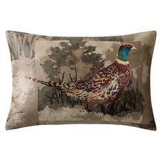 Woolrich Quail Decorative Pillow