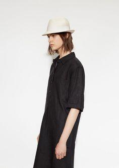 Summer Panama Hat by Margaret Howell - La Garçonne