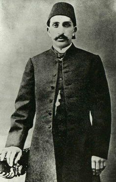 Sultan Abdualhameed the second ( Ottoman Empire )
