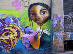 Valparaiso Street Art, Chile - Nilesh's Posterous