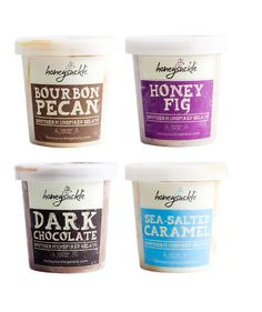 Honeysuckle Gelato, 4-Pint Sampler | Stumped on a gift? These already-assembled picks take the guesswork out of the process. See more great gifts for everyone on your list.