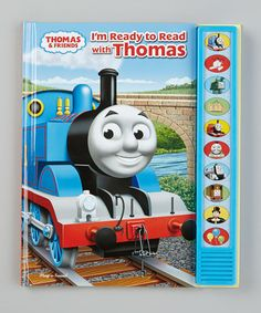 Love this Read with Thomas Sound Hardcover on #zulily! #zulilyfinds