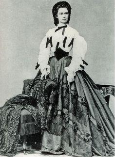 Kaiserin Elisabeth 1862