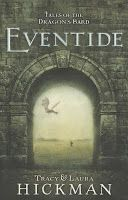 Eventide (Tales of #1) By Tracy and Laura Hickman. Provo Librarian pick.
