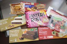 Provando doces espanhóis e doces fit