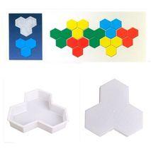 Esdoornblad Vorm Tuinpad Beton Plastic Brick Mold Bestrating Bestrating Loopbrug Steen Bestrating Mal Voor Maken Pathways(China (Mainland))