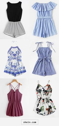 Rompers start at $9!