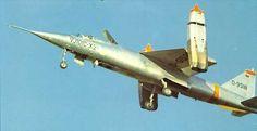 Strange Aircraft | EWR VJ 101C VTOL, 1964 | Experimental and strange aircraft