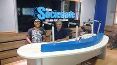Entrevista no Jornal das Duas da Rádio Sociedade de Feira de Santana, comandado pelo radialista Paulo José.  #mostraccn #filme #cinema #ficção #documentário #Nordeste #contemporâneo