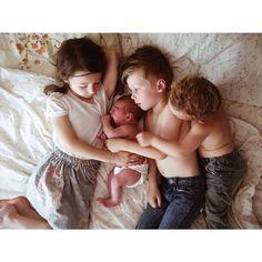 HOME BIRTH STORY - NEW BORN BABY