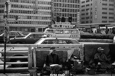 1980年 昭和55年 TVと新宿駅前 : EURO SNAP