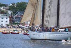 20th ANNUAL GLOUCESTER SCHOONER FESTIVAL • August 29 • Gloucester Harbor •  • FREE
