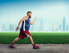 When it comes to starting a running program, being overweight can be a major obstacle.  Nonetheless, just because you are heavy does not mean that you barred from the sport.  The fact is, running isn't reserved for thin people with no weight problems. If you are overweight, then running (the way I'm going to be prescribing it today) might be the right thing you need to shed the extra pounds and keep them off for good.  Running is awesome. In fact, running is one of the best exercises out…