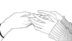 anime, black and white, couple, hands Main Manga, Manga Love, Hand Reference, Drawing Reference, Manga Drawing, Drawing Tips, Photo Manga, Manga Anime, Anime Art