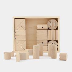 Tsumiki – Japanese Building Blocks Set på mammoo.dk