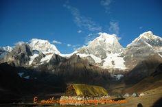 Trekking Cordillera Huayhuash Quero Cajatambo