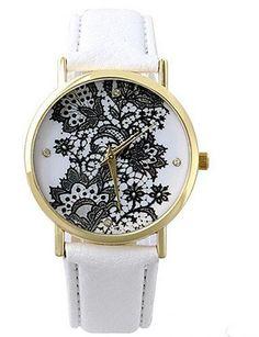 SKLIT 2016 vogue Uhren Blumendruck populären Frauen Lederband Geneva Watch - http://uhr.haus/sklit-watches/sklit-2016-vogue-uhren-blumendruck-populaeren