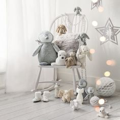 babyzimmer dekorieren einrichtungsideen kinderzimmer