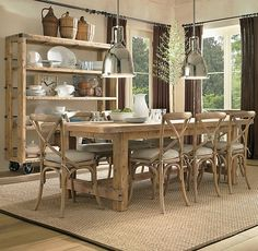 Five Furniture Repurposing Ideas for Your Kitchen | Shabby to Chic Designs