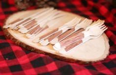 Little Retreats | Lumberjack 1'st Birthday | www.littleretreats.com