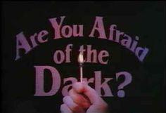 Le temes a la obscuridad?~jajaja en ese entonces SI!