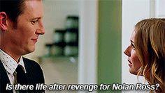 life after revenge?
