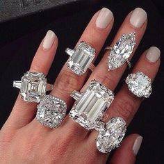 Pinky finger please... #diamonds @elle_ferguson @tashsefton by theyallhateus