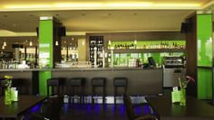 Bar #architecture #interior #commercial Architekt: DI Bernd Ludin, Foto: Gerda Eichholzer