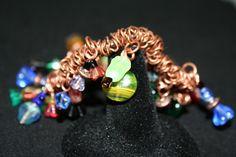 Very pretty bracelet inspired by Autumn
