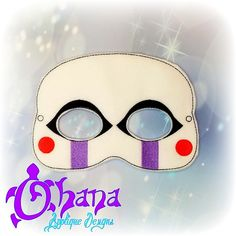 Pupppet Mask