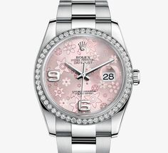 Women's Datejust 36 mm Watches - Rolex Timeless Luxury Watches